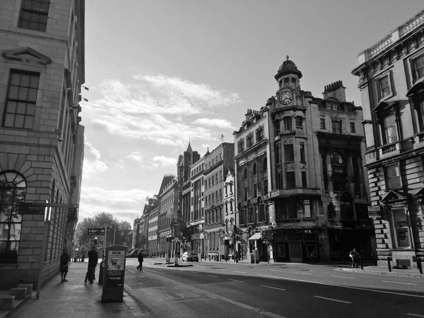 Image of Dame Street, Dublin