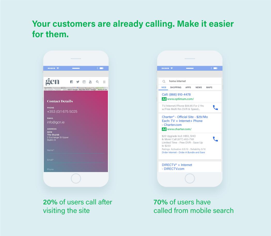 Mobile Website Design Changes